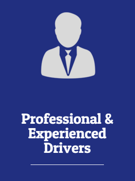 Professional & Experienced Drivers